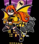 Batgirl by SoulArt45