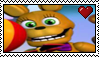 Spring Bonnie Fan Stamp by FanDusk64
