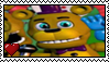 Fredbear Fan Stamp by FanDusk64