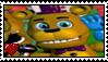 Fredbear Fan Stamp by FanDusk64
