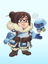 Overwatch: Cold Hearted Bai