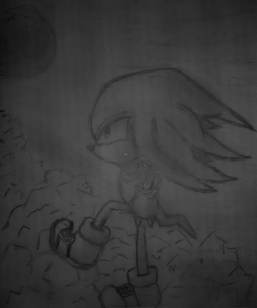 Knuckles: Alone ...