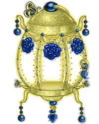 My Lantern Entry by oCrystal