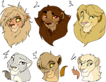 Lion Trades,sale,adopt -closed- 2