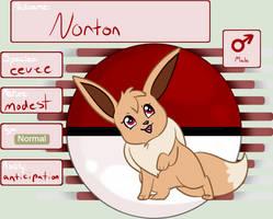Norton Reference Sheep Pokemon-ARPG by oCrystal