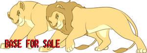 Lion Base for Sale CLOSED