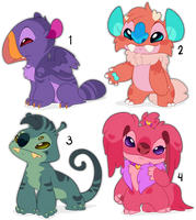 Experiment Adopts: closed by oCrystal