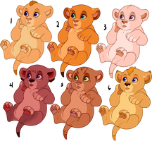Lil Cubbins Adopts 3: closed