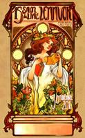 Lenvors Book's Fair Poster by cam-miyu