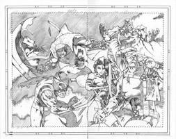 90's X-men by hakanlogan