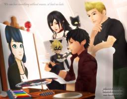 KHOC - Miraculous Affection by Jakkaeront