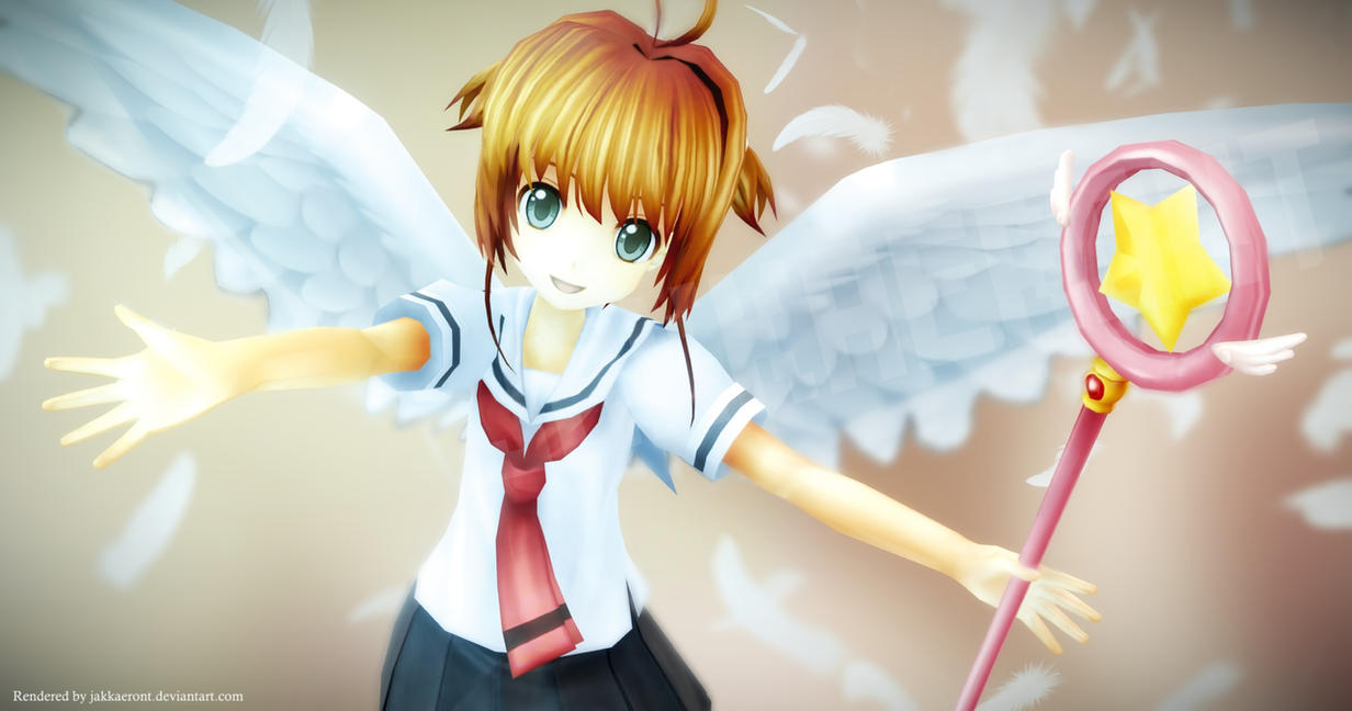 The Cardcaptor Angel Returns by Jakkaeront