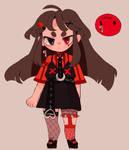 (CHIBI COMMISSION) custom oc