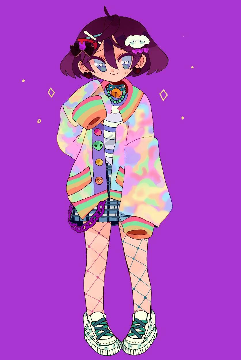 [COMMISSION] Holo boy