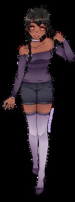 COMMISSION 12 for LunaSukii