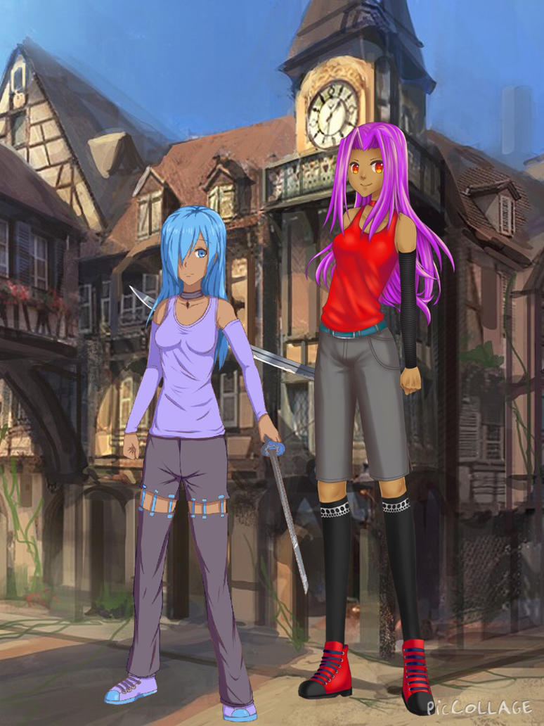 Sisters by kdrj4402