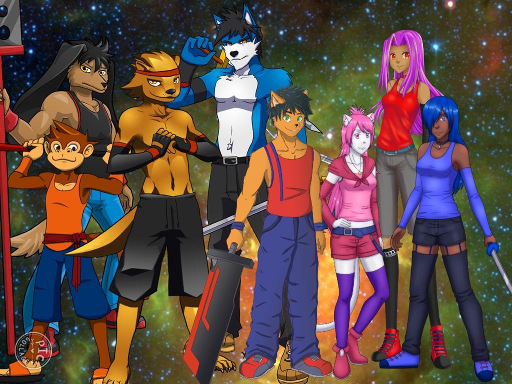 The Nexus Guild by kdrj4402