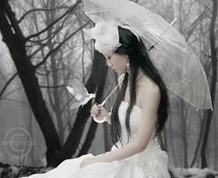 pure love by MennaKezia