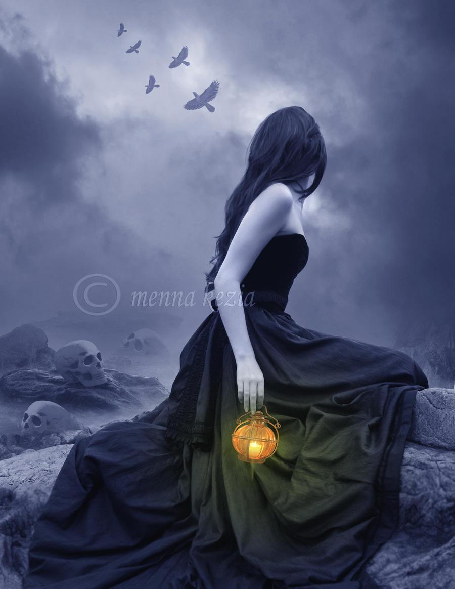 lost in my soul by MennaKezia