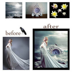 Before after Timeless