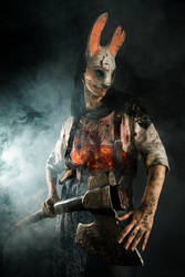 The Huntress Dead by Daylight Cosplay #5