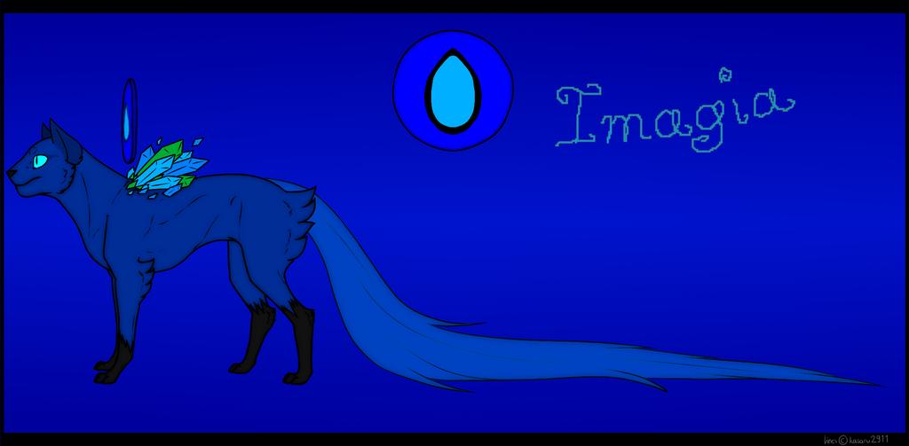Hoshinu #113: Imagia by Galaxy-Hoshinu