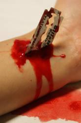 Bleed II by AnnFrost-stock