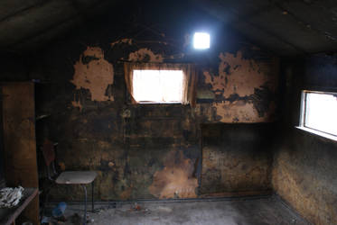 Decay. Room by AnnFrost-stock