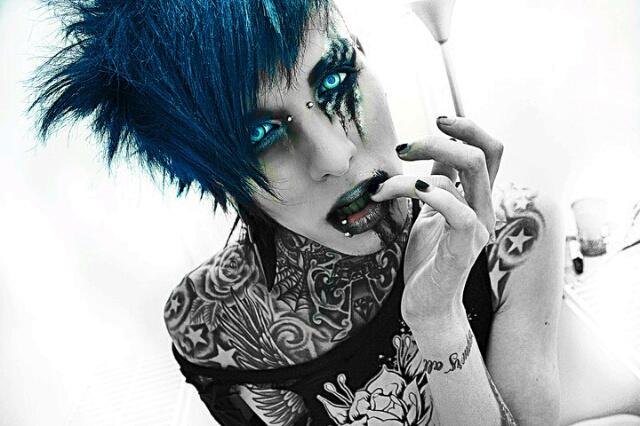 Jayy Von Monroe cs4 by RavenVonRiot