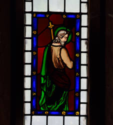 Holy Cross Church window 3 by Lashington