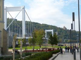 Elizabeth Bridge by setanta5