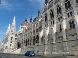 Hungarian Parliament Building II by setanta5