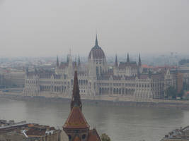 Hungarian Parliament Building IV by setanta5