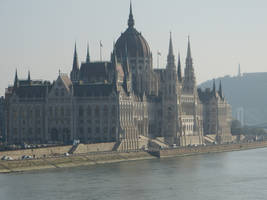 Hungarian Parliament Building VI by setanta5