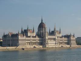 Hungarian Parliament Building XV by setanta5