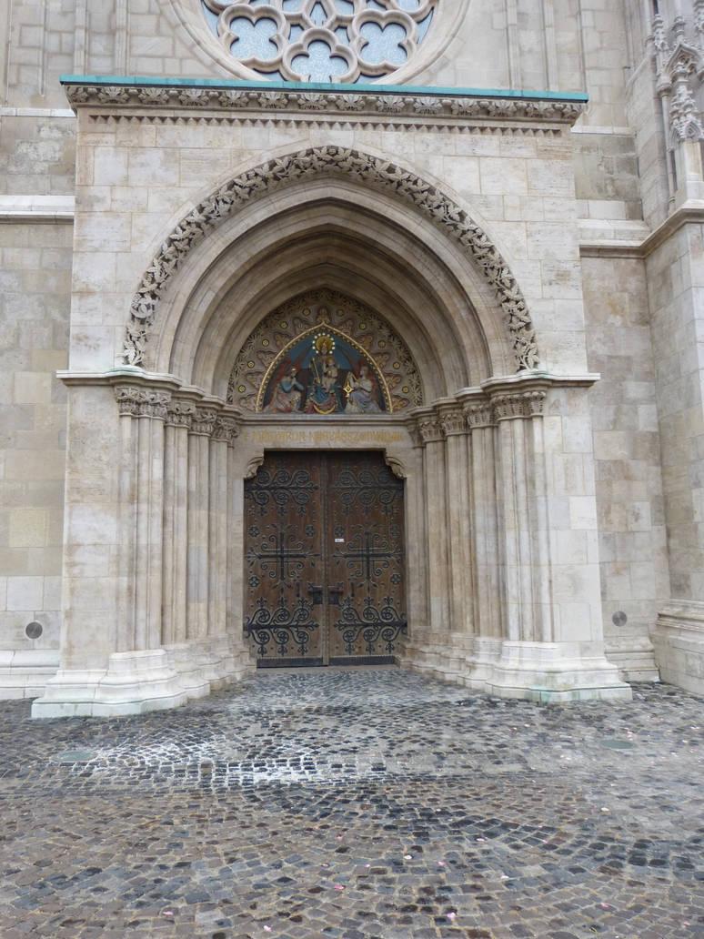 St. Matthias Church III by setanta5
