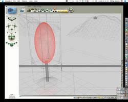 Mac OS X running Bryce 6.0 by setanta5