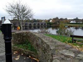 O'Briensbridge, Co. Clare by setanta5