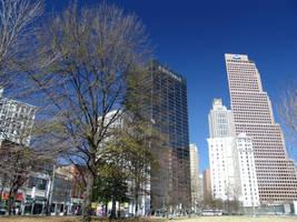 Atlanta city centre by setanta5