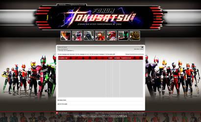 Forum Tokusatsu.org by Freakazoid999