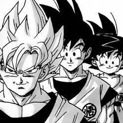 Goku by Freakazoid999