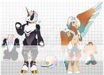 Equine Adopts - Set Price [open 2/2] by aliyuu