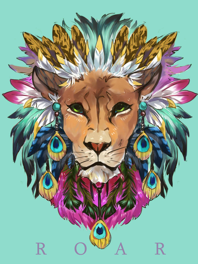 373b934e15fc9 Lion With Feathers Related Keywords & Suggestions - Lion With ...