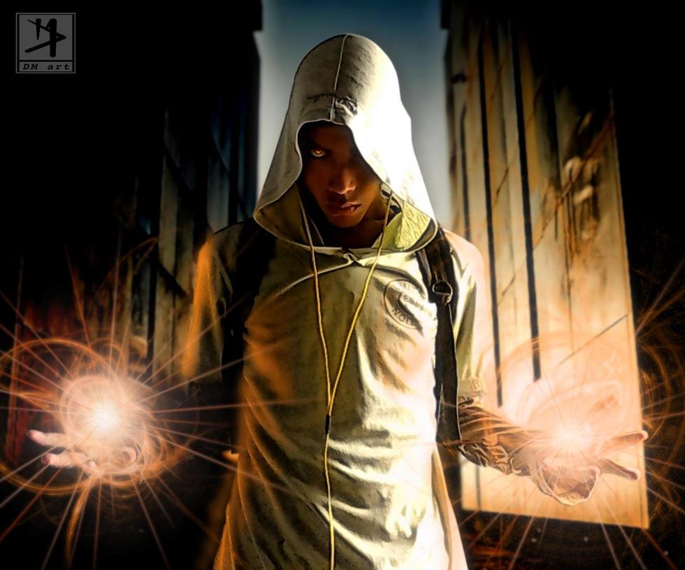 Maximus Power Dark Force by david-madrid-duarte