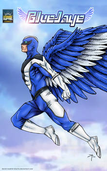 Blue Jaye