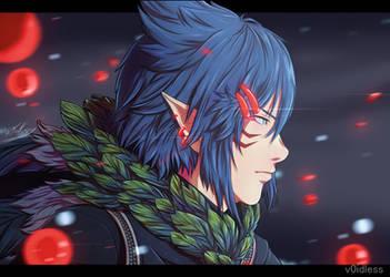 Corvus 02 by v0idless
