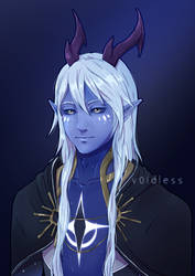 Aaravos by v0idless