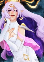 Goddess by v0idless