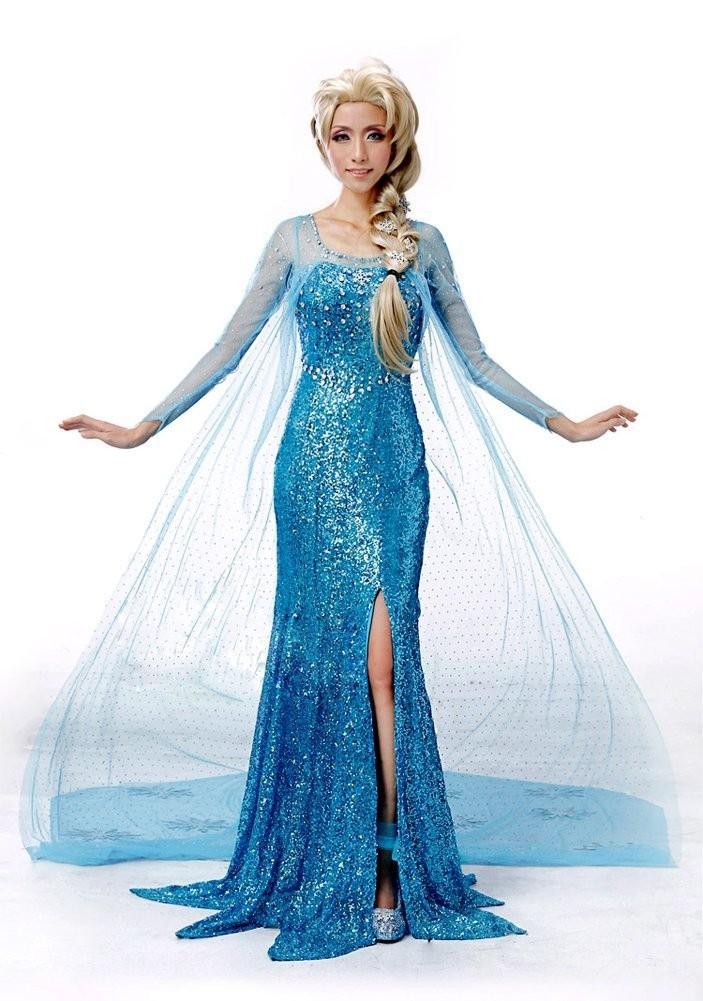 elsa dress frozen