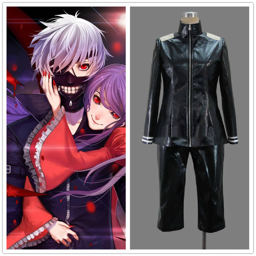 Tokyo Ghoul Cosplay Kaneki Ken Costumes by Jessical1 on ...